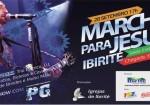 Marcha para Jesus Ibirité 2013 acontece no sábado (28)